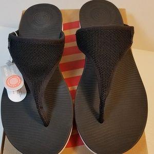 Fitflop Black Sandal Thongs